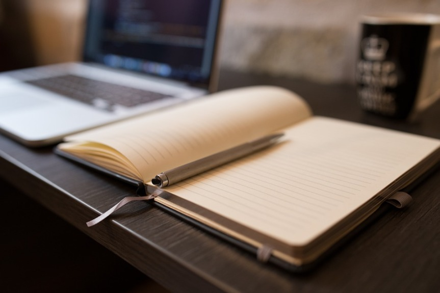 Journaling and MyDissertation