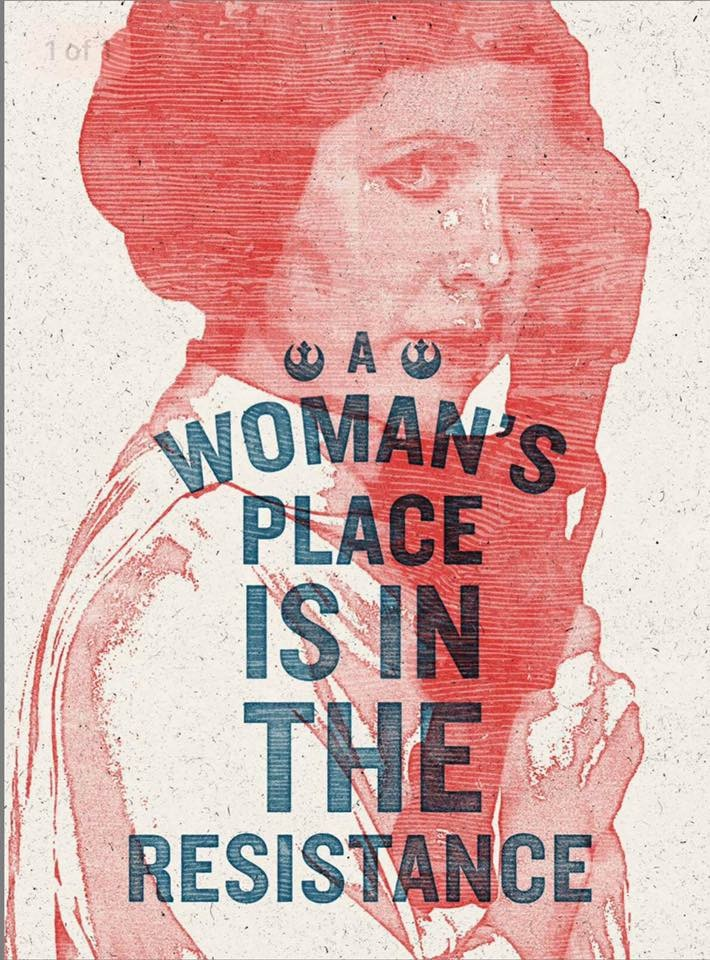A Woman's Place is in theResistance
