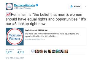 M-W Feminism