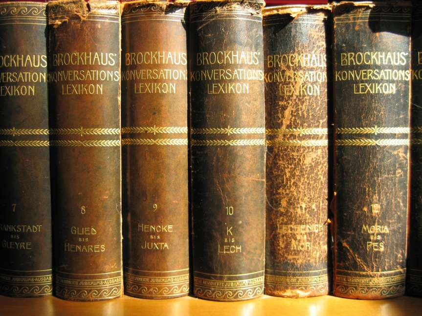 To Write,  or Not To Write that EncyclopediaArticle?