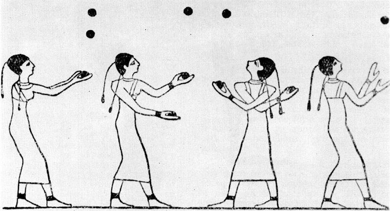 Emotional Juggling Act