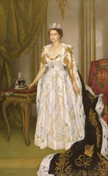 queen_elizabeth_ii_coronation_portrait_herbert_james_gunn