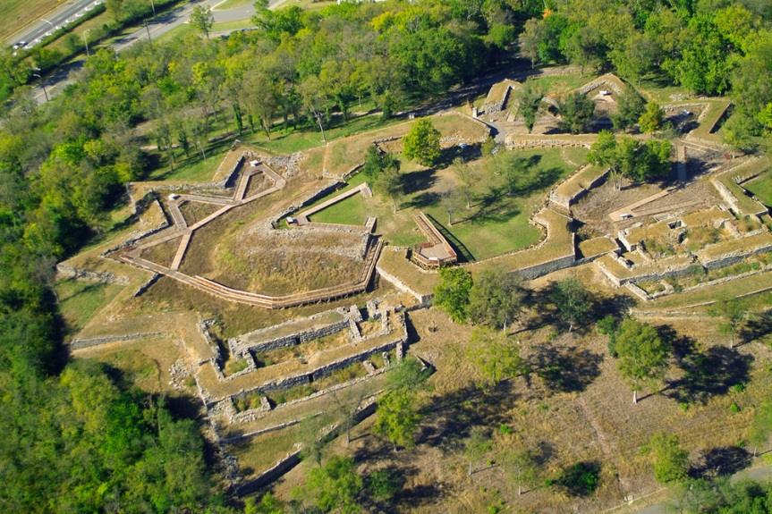 Drafting the First US Nomination to the UNESCO Slave Route Project: Nashville's Fort Negley